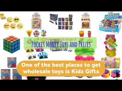 Where to Buy Wholesale Toys For Your Business?