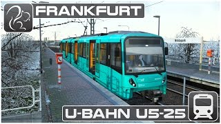 Train Simulator 2017 - Frankfurt U-Bahn (Winter)