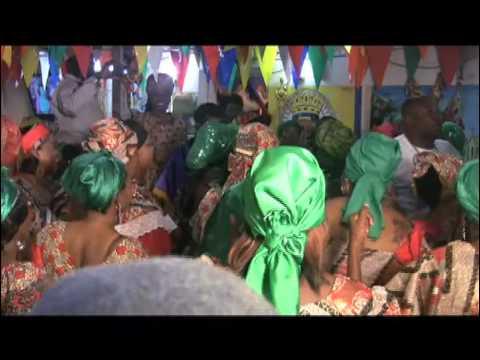 Petwo-Kongo rite: Chante pwen / songs of reproach (Video 20)