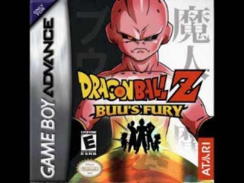 DBZ : Buu's Fury  Soundtrack - Pikkon's Theme