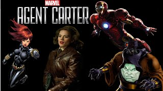 Agent Carter, Easter Eggs, opinion y analisis (temporada 1) #2