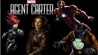 Agent Carter, Easter Eggs, opinion y analisis (temporada 1) #2