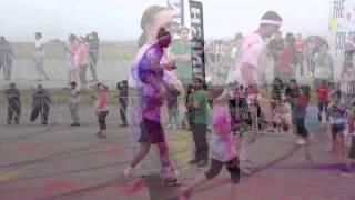 Socal The Color Run 2012 Irvine California