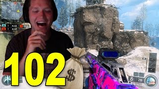 Black Ops 3 Money Wagers! - Part 102 - CHRIS DOESN