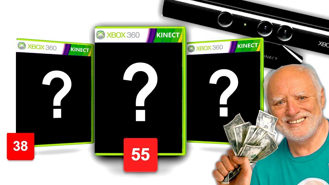 Download Compré LOS PEORES juegos de Kinect 🏃