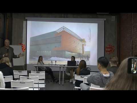 Лекция Андрея Бокова «Дизайн и архитектура. Конкуренты и партне