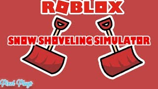 THIS IS TOO MUCH FOR MEH! - Roblox Snow Shoveling Simulator