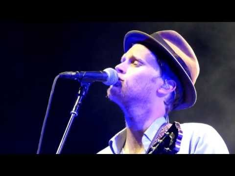 THE LUMINEERS PLAY NEW SONG AT MARYMOOR PARK IN REDMOND, WA 09/21/13