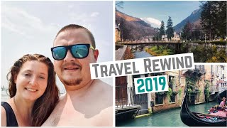 One Year of Travel Review 2019 | Best of 2019 around Europe
