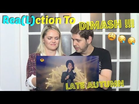 REALction to Dimash Episode 4: Late Autumn