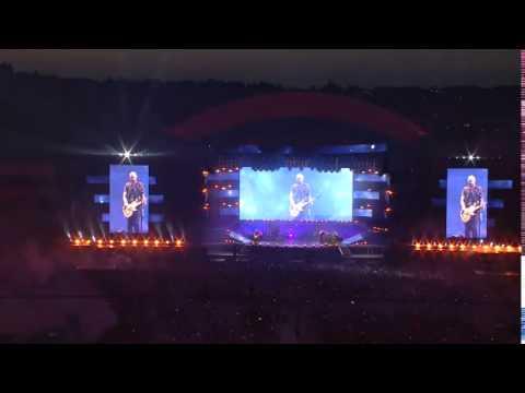 The Script The Energy Never Dies live at Croke Park 2015