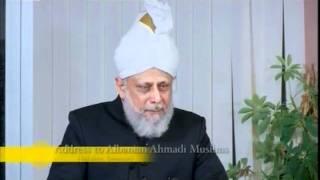 Address to Albanian Ahmadi Muslims at Nakskov, Denmark by Hadhrat Mirza Masroor Ahmad(aba)