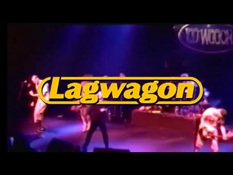 LAGWAGON may 6 1996 MONTREAL part 1