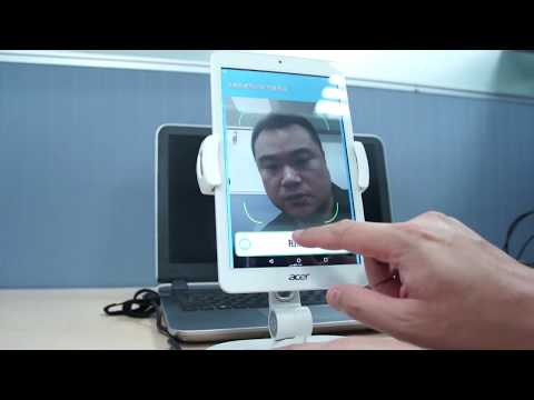 QRCALL 創新智慧人臉辨識考勤系統 超值方案7,990元/年