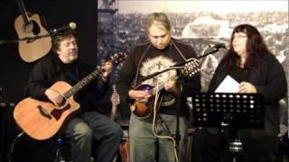 The Coffee House Junkies (Liz and Dave) with Steve Folino