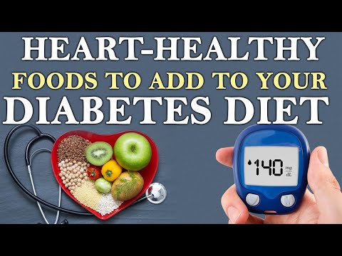 Heart-Healthy Foods to Add to Your Diabetes Diet | Dr. Anil Kumar Mulpur