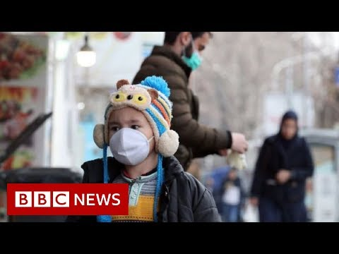 Coronavirus: Iran's deaths at least 210, hospital sources say - BBC News