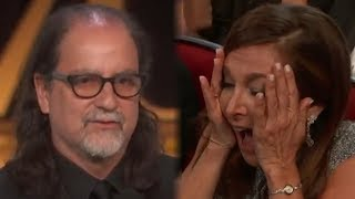 EPIC Marriage Proposal & Celeb Reactions on 2018 Emmys Stage