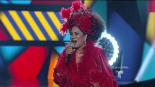 Homenaje a Celia Cruc Latin American Music Awards 2015