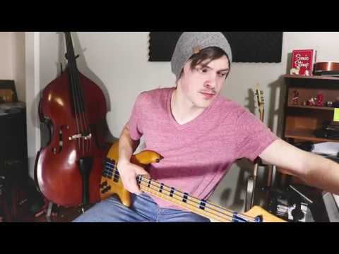 Download Finesse (Remix)- Bruno Mars Ft. Cardi B | Bass Cover