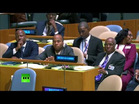 Мировые лидеры выступают на сессии Генассамблеи ООН — LIVE