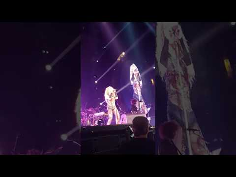 Shakira El Dorado World Tour - Me Enamoré - live @ London O2