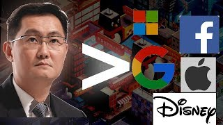 China's Tech Titan- The Untold Story of Tencent - Engineering Plus Tech