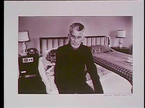 Photographing Samuel Beckett: John Minihan interview (1986)