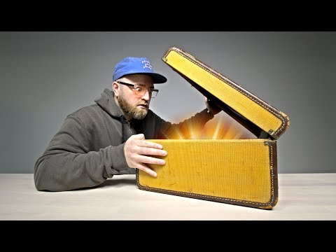 Thumbnail: This Old Briefcase Showed Up...