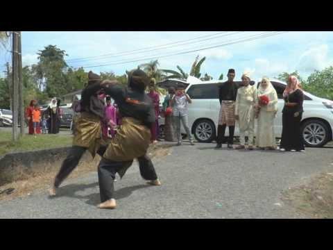 Pencak Silat - Tempur Ganda (Wanita)