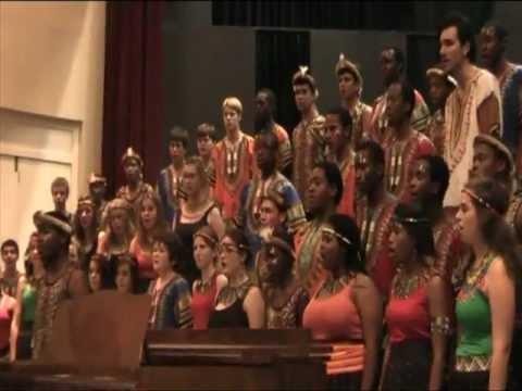 Safa Saphel I'sizwe - KZN Youth  Choir