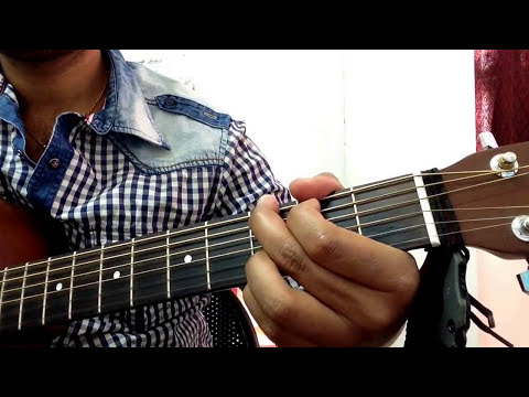 Hal-E-Dil   Harshit Saxena   (Acoustic) Guitar Chords Lesson