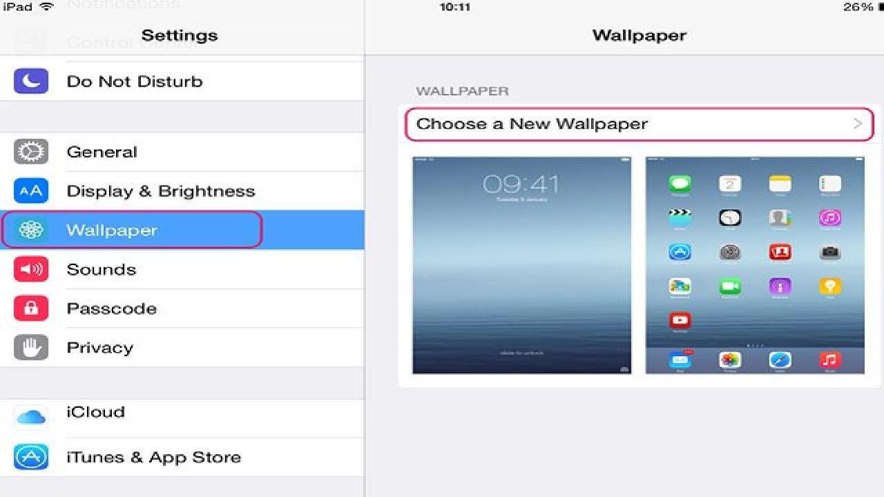 How Do I Create a Screen Saver on an iPad? - YouTube
