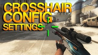 CS:GO - Crosshair, Config & Settings