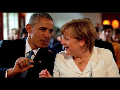 TRUMP JUST DISCOVERED ANGELA MERKEL'S DIRTY LITTLE SECRET! NOW THER'S HELL TO PAY! thumbnail