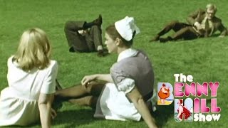 Benny Hill - Nurse Watching in the Park (1970)