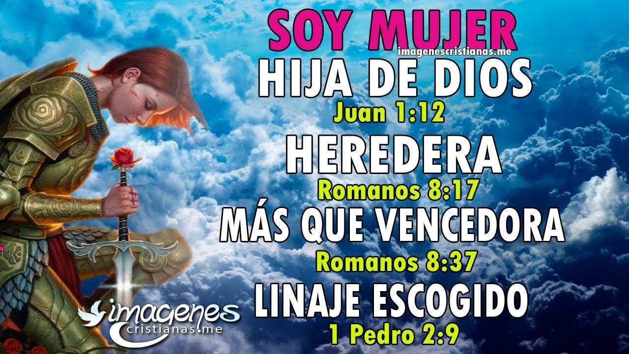 Frases De Animo Mujeres Imagenes Reflexiones Cristianas