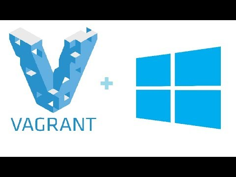 How to Set up Virtual Box and Vagrant on Windows