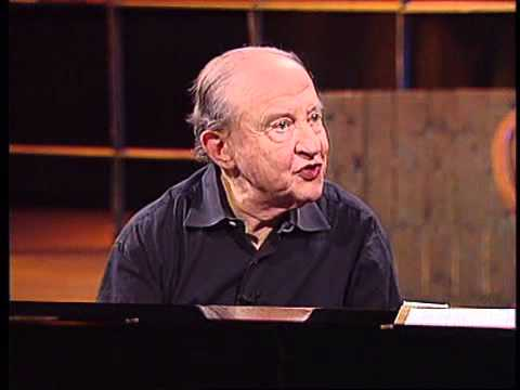 אינטרמצו עם אריק - בוז-ארט Menachem Pressler of Beaux Arts Trio