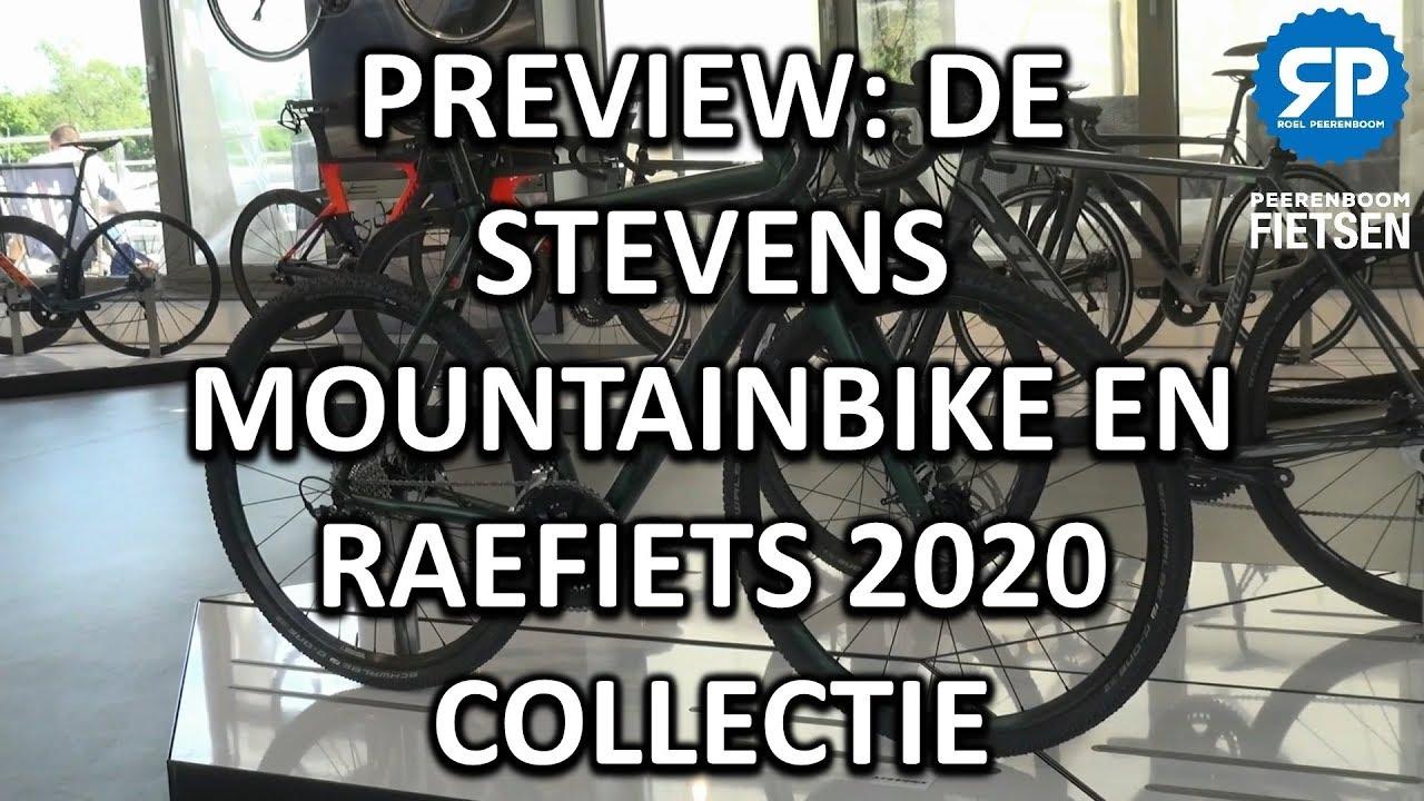 PREVIEW: DE STEVENS MOUNTAINBIKE EN RACEFIETSEN 2020 COLLECTIE