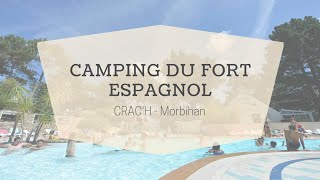 Camping Fort Espagnol à Crac'h | Morbihan Tourisme