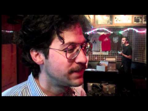 We Are Scientists (Chris Cain) // Interview
