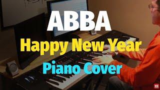 ABBA - Happy New Year - Piano Cover