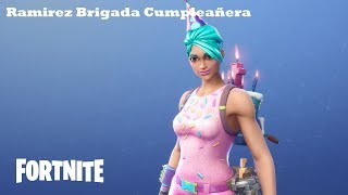 Ramirez Birthday Brigade / Sergeant Fortnite: Saving the world #175