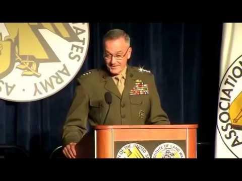 FULL SPEECH Gen. Joseph Dunford ; Russia is greatest threat to the U.S