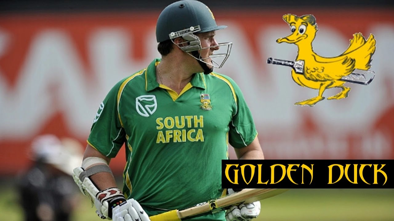 top 10 batsman out on 0 run in cricket cricket golden ducks youtube