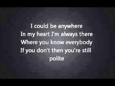 Southern State Of Mind lyrics Darius Rucker