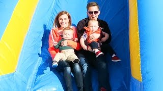 We Love Bounce Houses!!