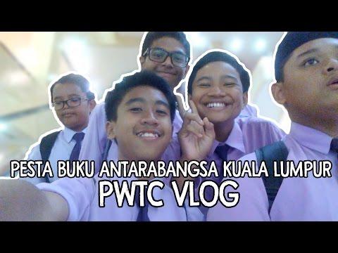 Pesta Buku Antarabangsa KL (PBAKL) PWTC Vlog