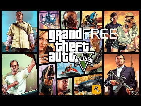 Cara Download Game GTA 5 Free
